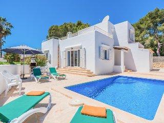 4 bedroom Villa in Cala Egos, Balearic Islands, Spain - 5334592
