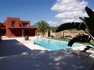 5 bedroom Villa in San Jose, Balearic Islands, Spain : ref 5251959
