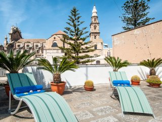 Apartment in Monopoli with 2 bedrooms with sea view terrace