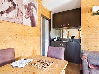 Suite for 4 at Les Loges Blanches, Megeve, Savoie