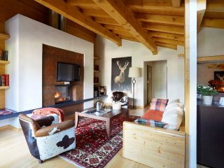 The Privilege for 4 at Les Loges Blanches, Megeve, Savoie