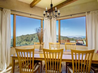 Dramatic Ocean View, 2 or 3 Bedroom, Custom Home, Big Sur/ Carmel