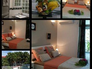 Joli appartement*mer*marina*très apprécié*Qualité***Résid.étoilée Les Boucaniers