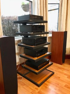 Sound system for entertainment