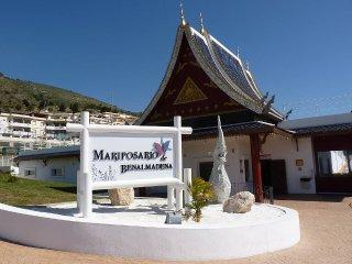 Luxury beachfront apartment in Benalmadena Costa