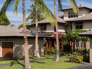 Mauna Lani Golf Villa - Golf Course and Sunset Views