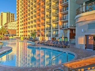 NEW! 1BR Myrtle Beach Resort Condo w/ Ocean Views!