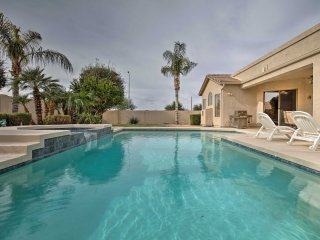 Chandler Home w/Pool-Steps to Bear Creek Course!