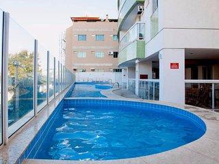 perto de tudo,  ar condicionado, piscina, sauna, wifi, perto do centro e praia