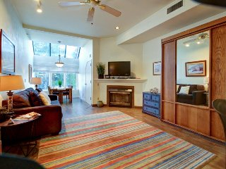 Cozy ski-in/ski-out condo w/ shared pool & hot tub - walk to lifts & restaurants