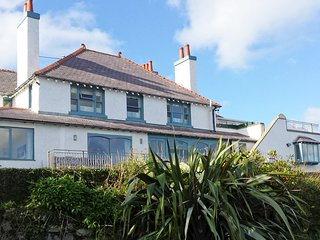 ANGORFA, character holiday cottage, with a garden in Cemaes Bay, Isle Of Anglese