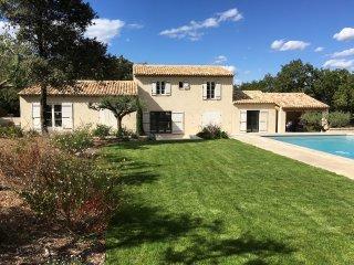 Bastide Provencale pour 12 personnes a 2 pas de Saint-Remy-de-Provence
