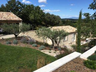 Gîte provençal avec piscine pour 4 personnes à 2 pas de Saint-Rémy-de-Provence