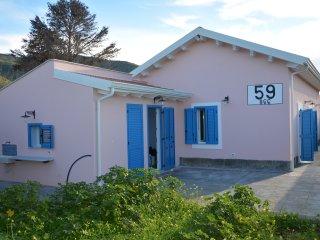 Cefalu Villa vicino al mare - Casello ferroviario 59+866
