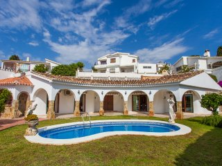 4 bedroom Villa in Torrequebrada, Andalusia, Spain : ref 5512330