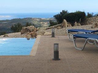 Villa Petra near Chania
