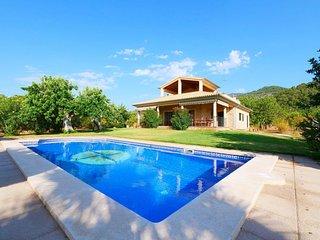 4 bedroom Villa in Selva, Balearic Islands, Spain : ref 5475733