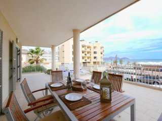 3 bedroom Apartment in Can Picafort, Balearic Islands, Spain : ref 5475395