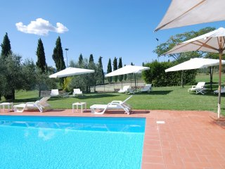 2 bedroom Apartment in Bucine, Tuscany, Italy : ref 5474585