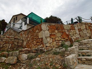 Three bedroom house Zečja, Hvar (K-13858)