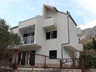 Three bedroom apartment Duce, Omis (A-11673-a)