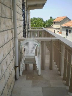 Balcony, Surface: 3 m²