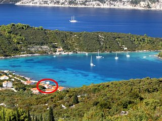 One bedroom apartment Kneza (Korcula) (A-9168-a)