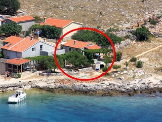 One bedroom house Statival, Kornati (K-8164)