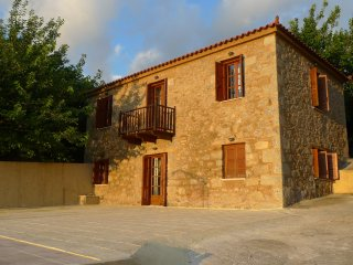 Villa Petra a traditional stone house in Evia ideal for relaxing family holidays