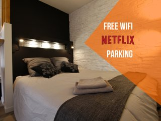 Studio ToulouseCityStay Blagnac ★ Parking ★ Netflix ★ Wifi