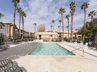 Gated Condo with 3 Pools, Spa, and Tennis - Golf All Around, Sleeps 4!