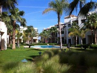 Roda Golf and Beach Club, Penthouse Apartment.