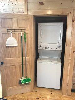 Washer 3.2 cu.ft. Dryer 4.0 cu.ft.