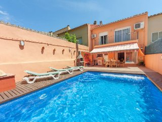 4 bedroom Villa in Palamós, Catalonia, Spain : ref 5060972