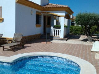 Villa With Private Pool And Garden With Beautiful Mountain Views