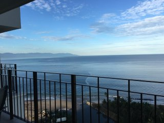 Tres Palmas - Stunning Oceanfront Condo in The Grand Venetian! - Puerto Vallarta