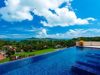 Panoramic Sea View - Diamond View Villa