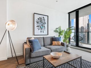 Sanctuary Apartments | WRAP Southbank | Deluxe 2-Bedroom Apartment