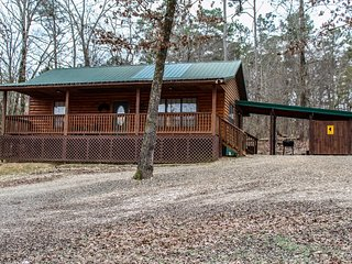 Lonesome Dove Cabin Near Broken Bow Lake/Beavers Bend State Park/Hochatown, Ok