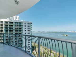 Stunning View Intracoastal Opera Tower Condo