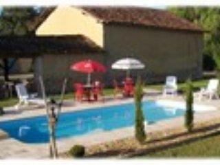 Le gîte d'Hardette avec piscine et espace bien-être