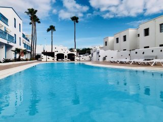 Apartment Bellisima mit Pool, Wifi & Sat-TV am Strand in Puerto del Carmen