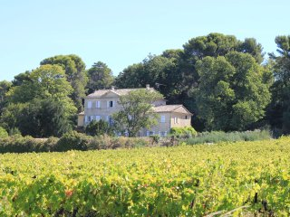 Charming Chateau in Valréas, Provence, for up to 15 people