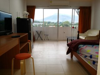 PHUKET VERY GOOD CHEAP 30 SQM BIG BUDDAH VIEW EASY TO GET TO BEACHES AND DIVING