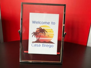 Casa Brego - Bright, Airy, Peaceful - Central 1 Bedroom Apartment - A/c and WIFI
