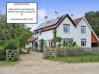 Ramblers is a beautiful 2 bedroom cottage in Burley, Hampshire
