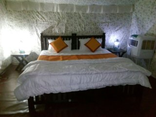 Exclusive Set of Maharajah tents in the mid of Nature JAMRUNG HILLSIDE CAMPINGJA