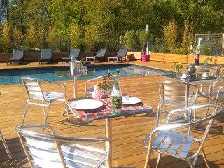 Maison 300m2 avec piscine chauffee et SPA