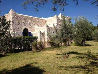 Villa sur 5000 m2, 10 couchages, avec piscine privée sans vis à vis