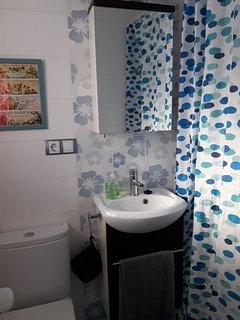 baño con ducha planta baja